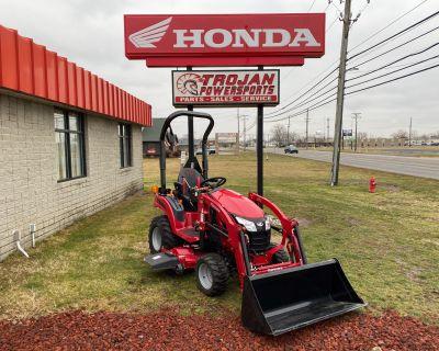 2021 Mahindra eMax 20S HST Sub-Compact Tractors Monroe, MI