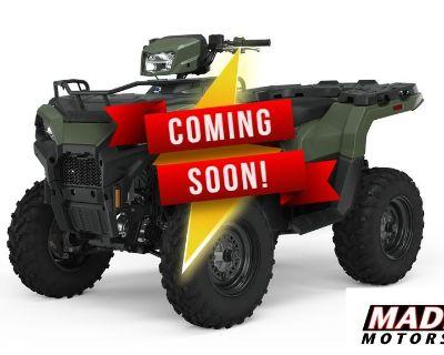 2021 Polaris Sportsman 450 H.O. EPS ATV Utility Farmington, NY