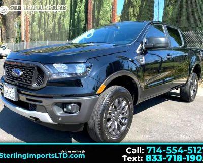 Used 2019 Ford Ranger XLT SuperCrew 2WD