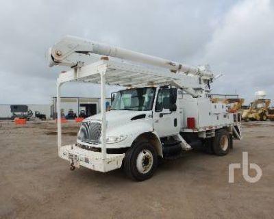 2007 INTERNATIONAL SA WALTEC AA600 Boom, Bucket, Crane Trucks Truck