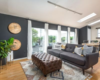 NEW! BRUNCH IS BACK! Spacious BRIGHT 1BR Apt atop premier Restaurant! INCREDIBLE LOCATION - Clifton