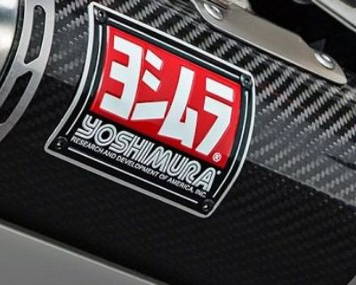Yoshimura Full Exhaust Systems for Suzuki GSX250R, GSX-R1000, and GSX1300R