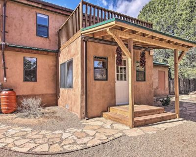 Peaceful Rowe Home w/ Pecos Natl Park Views! - Rowe