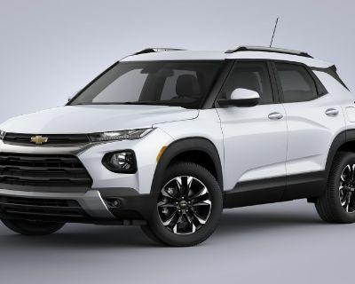 New 2022 Chevrolet Trailblazer LT Front Wheel Drive SUV
