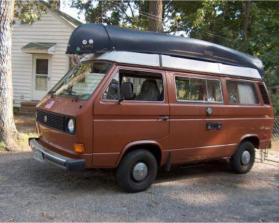 1983 Volkswagen Westfalia Camper