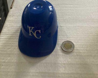 MLB MINI SNACK HELMET ICE CREAM BOWL - KANSAS CITY ROYALS
