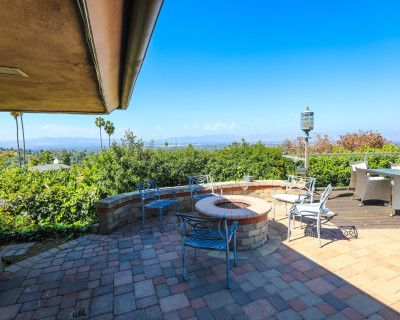 Amazing Urban Massive Ranch with a View, Encino, CA