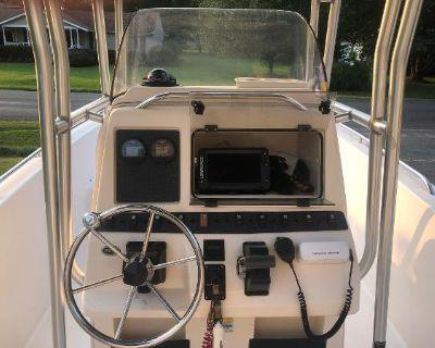 2002 Grady-White Fisherman 222