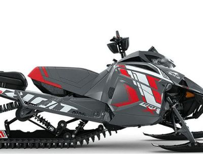 2022 Arctic Cat Riot X 8000 ATAC ES with Kit Snowmobile -Trail Osseo, MN