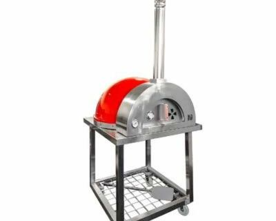 New free standing pizza oven