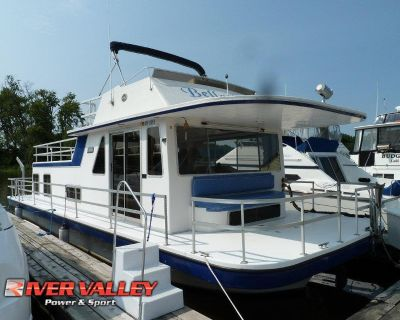 1989 Gibson 41 House Boat