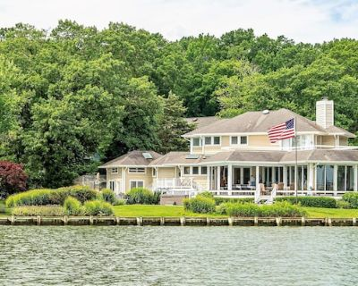 0198 Days Landing. Your Chesapeake Family Getaway! Lake, Pool, Hot Tub, Dock. - Annapolis