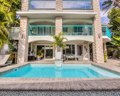 """Welcome to """"ParrotEyes"""" North Island Beauty! POOL - Fort Myers Beach"""