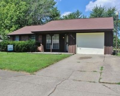 3218 Pawnee Dr, Indianapolis, IN 46235 3 Bedroom House