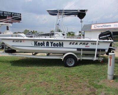 2006 Sea Pro 19 SKIFF