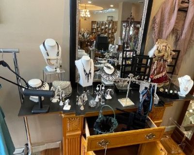 Store Closing Sale - Beautiful Display Cabinets Limited Sale