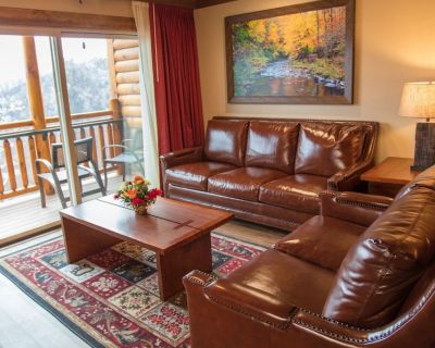 1 Bedroom Grande Villa With private Balconey - Gatlinburg