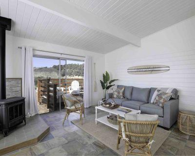 Summer Delight With BIG Ocean Views . Minimum 30 Night Rental - Avila Beach