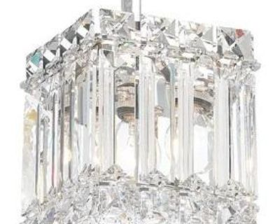 Buy Schonbek 2245 Quantum 2 Lights 4 inch Pendant | Chandelier | Graysonluxury.com