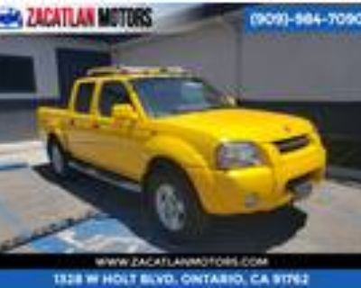 2001 Nissan Frontier 2WD SE for sale