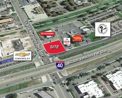 Ground Lease or Build to Suit on I-40