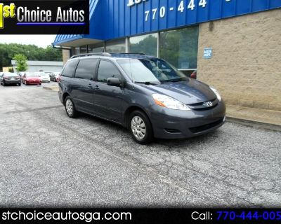 Used 2008 Toyota Sienna 5dr 7-Pass Van CE FWD (Natl)