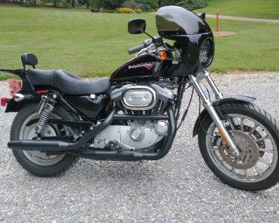 2002 Harley-Davidson SPORTSTER 1200 SPORT