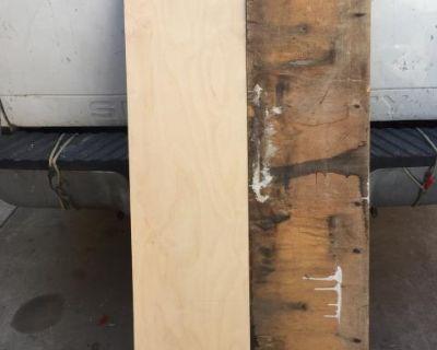 SO34 wood panel