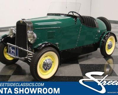1937 Austin Boattail Speedster