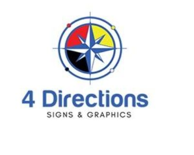 Custom Post & Panel Signs by 4 Directions in Folsom, CA