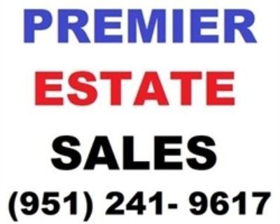 PREMIER ESTATE SALES -OFF SITE- OUTDOOR -MOBILE HOME SALE