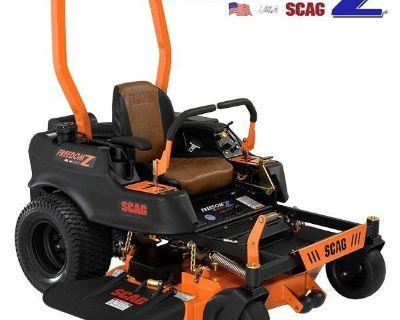 2020 SCAG Power Equipment Freedom Z 48 in. Kohler 22 hp Commercial Zero Turns Tupelo, MS