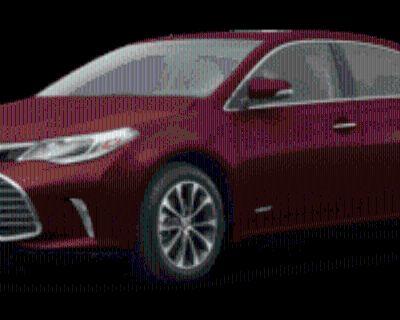 2017 Toyota Avalon Hybrid Limited