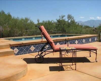 La Casita De Tucson - a Unique Private Getaway W/Pool & Spa - Tucson