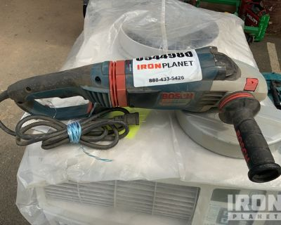 2015 (unverified) Bosch 1994-6 Electric Angle Grinder
