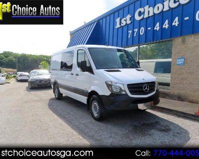 "Used 2015 Mercedes-Benz Sprinter Vans RWD 2500 144"""