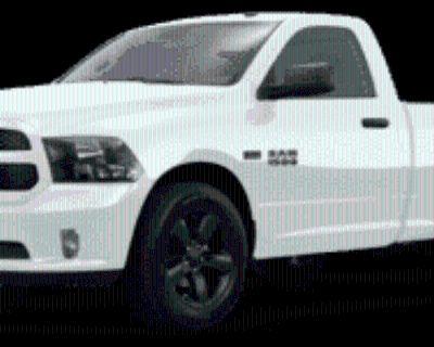"""2016 Ram 1500 Express Regular Cab 6'4"""" Box 2WD"""