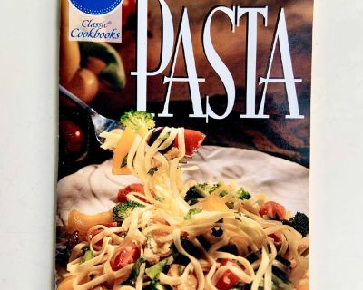 PASTA - Pillsbury Classic Cookbooks