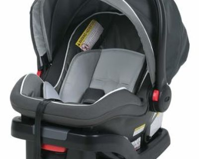 Graco stroller and car seat ($80)