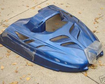 New Ski-doo Hood S Chassis Skidoo Lots More Listed