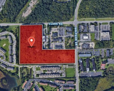 17.48 Acres - Clark Road Development Site