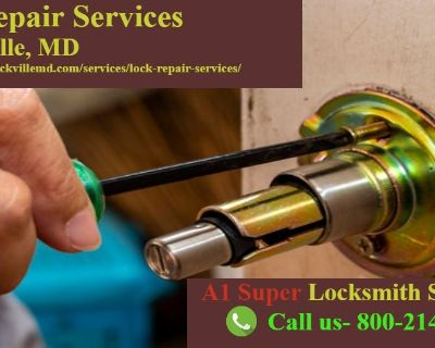 Lock Repair Services In rockville
