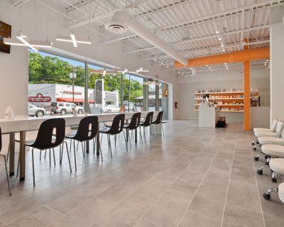 Vibrant, Modern Beauty Bar / Spa / Salon in hip walkable neighborhood, atlanta, GA