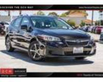 2019 Subaru Impreza Black, 4K miles