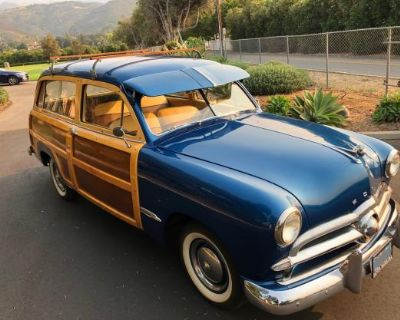 1949 Ford Woodie Flathead Station Wagon