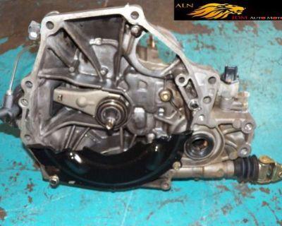 92 00 Honda Civic Hydraulic Manual 5 Speed Transmission S20 Jdm D15b D16a Zc