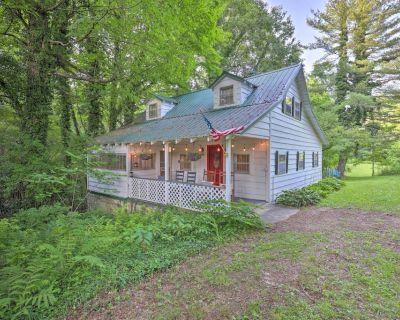 New! Linville Falls Tensies Cottage w/ Fire Pit - Jonas Ridge