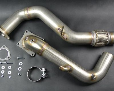 Type R Downpipe - Ultimate Racing's Newest Release
