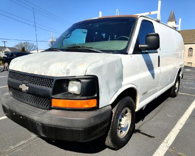 Used 2005 Chevrolet Express 2500 Cargo