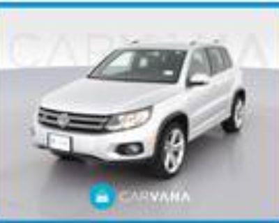 2016 Volkswagen Tiguan Silver, 62K miles